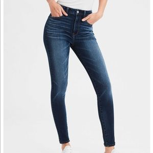 American Eagle 360 Super High-Waisted Jeggings